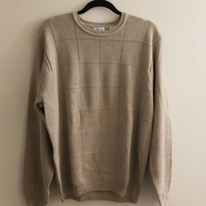 Tan Izod Sweater